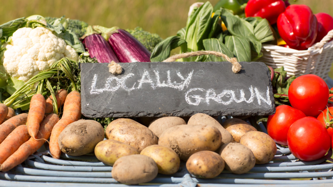Locally Grown banner image