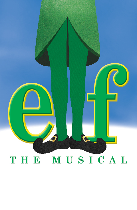 Elf the Musical logo image