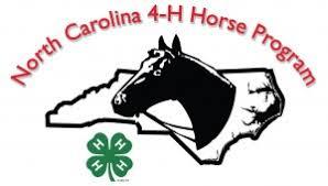 NC 4-H Horse Show