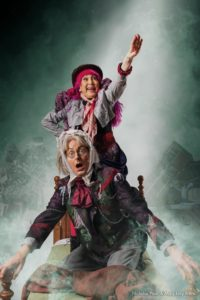 Cover photo for Jacob Marley's Christmas Carol - Barter Theater