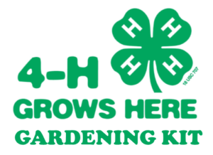 4-H Grows Here Gardening Kit