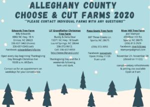 2020 Choose & Cut Farms