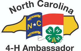 nc 4-H ambassador logo